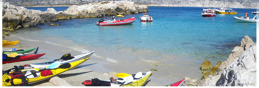 kayak marseille club CNPRS